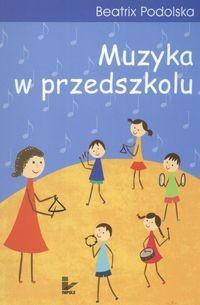 Okładka książki Muzyka w przedszkolu