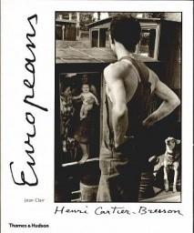 Okładka książki Henri Cartier-Bresson: Europeans