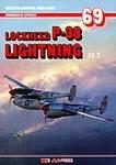 Okładka książki Lockheed P-38 Lightning cz.2