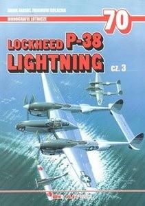 Okładka książki Lockheed P-38 Lightning cz.3