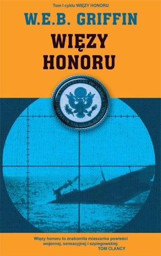 Okładka książki Więzy honoru