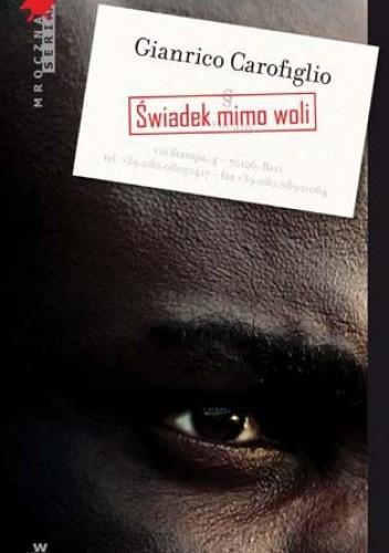 Okładka książki Świadek mimo woli