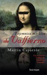 Okładka książki Tajemnica markiza de Valfierno