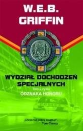 Okładka książki Wydział dochodzeń specjalnych