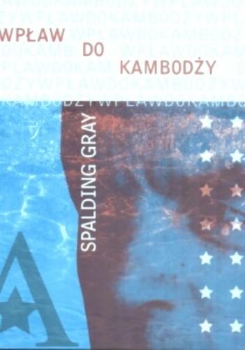 Okładka książki Wpław do Kambodży