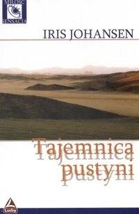Okładka książki Tajemnica pustyni
