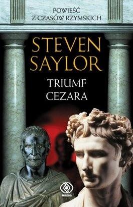 Okładka książki Triumf Cezara