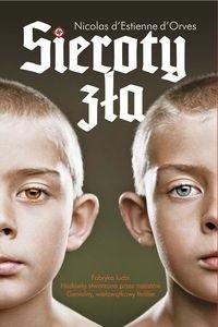 Okładka książki Sieroty zła