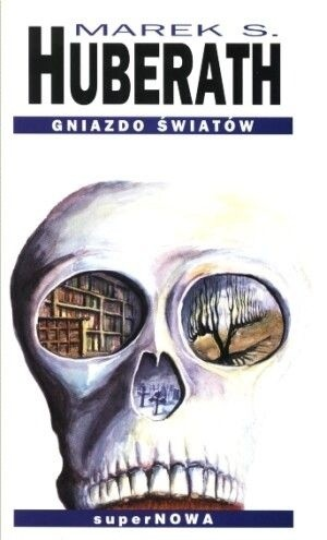 Okładka książki Gniazdo światów