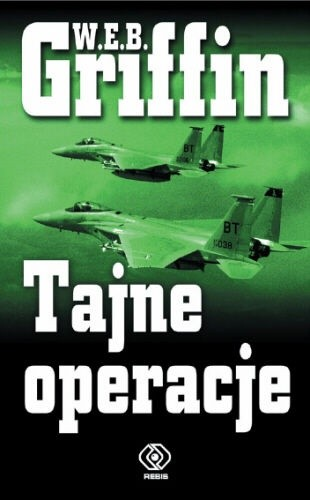 Okładka książki Tajne operacje