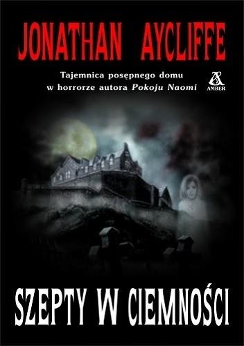 Okładka książki Szepty w ciemności
