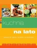 Okładka książki Kuchnia na lato