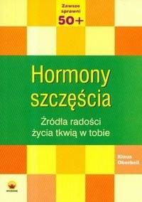 Okładka książki Hormony szczęścia