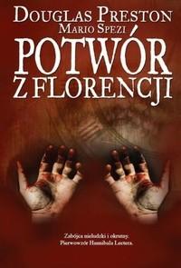Okładka książki Potwór z Florencji