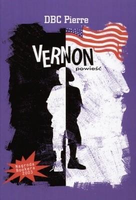 Okładka książki Vernon