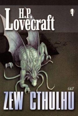 Okładka książki Zew Cthulhu