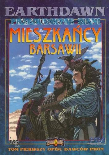 Okładka książki Mieszkańcy Barsawii t.1