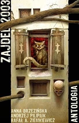 Okładka książki Zajdel 2003