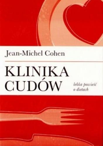 Okładka książki Klinika cudów