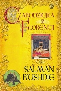 Okładka książki Czarodziejka z Florencji