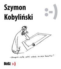 Okładka książki Szymon Kobyliński