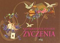 Okładka książki Najpiękniejsze polskie życzenia