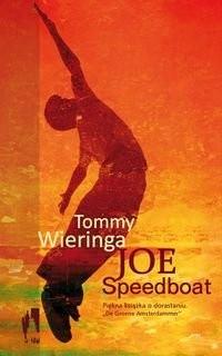 Okładka książki Joe Speedboat