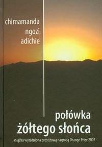 Okładka książki Połówka żółtego słońca