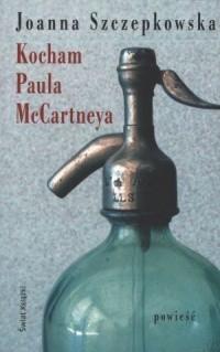 Okładka książki Kocham Paula McCartneya