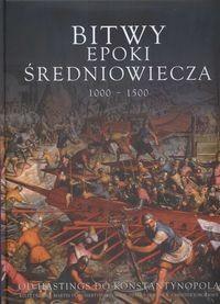 Okładka książki Bitwy epoki średniowiecza