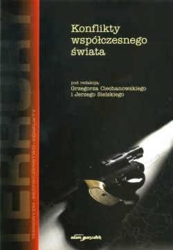Okładka książki Konflikty współczesnego świata