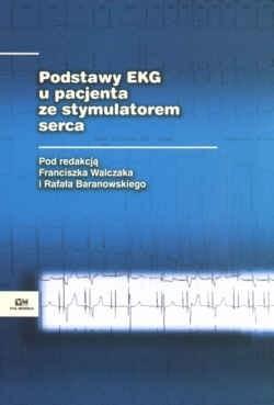 Okładka książki Podstawy EKG u pacjenta ze stymulatorem serca
