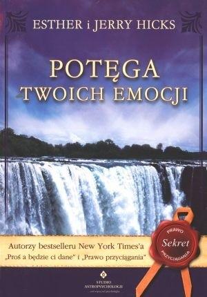 Okładka książki Potęga twoich emocji