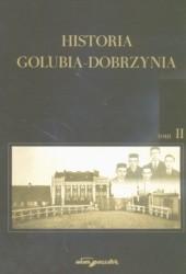 Okładka książki Historia Golubia-Dobrzynia Tom II