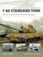 Okładka książki T-80 Standard Tank