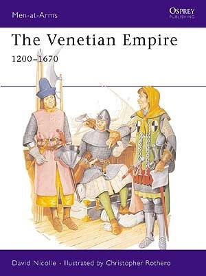 Okładka książki Venetian Empire 1200-1670