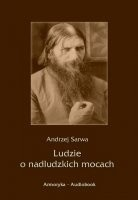 Okładka książki Ludzie o nadludzkich mocach