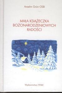 Okładka książki Mała książeczka Bożonarodzeniowych radości