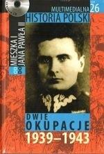 Okładka książki Multimedialna historia Polski  - TOM 26 - Dwie okupacje 1939-1943