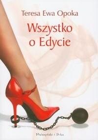 Okładka książki Wszystko o Edycie