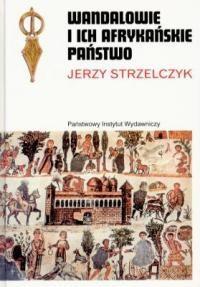 Okładka książki Wandalowie i ich afrykańskie państwo