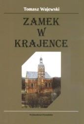 Okładka książki zamek w Krajence