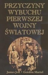 Okładka książki Przyczyny wybuchu pierwszej wojny światowej