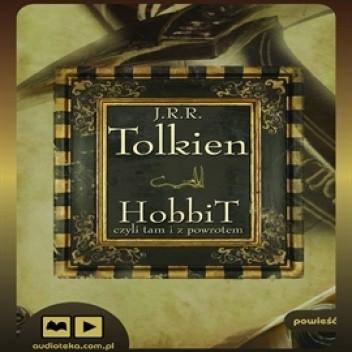 Okładka książki Hobbit. Czyli tam i z powrotem