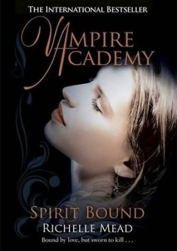 Okładka książki Spirit Bound