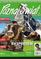Poznaj Świat. Miesięcznik podróżniczo-geograficzny, 11/2013