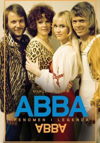 Okładka książki ABBA. Fenomen i legenda