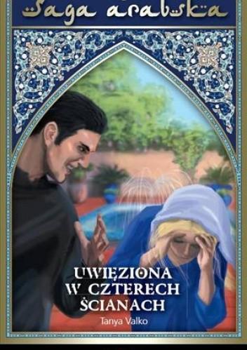Okładka książki Uwięziona w czterech ścianach