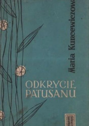 Okładka książki Odkrycie Patusanu