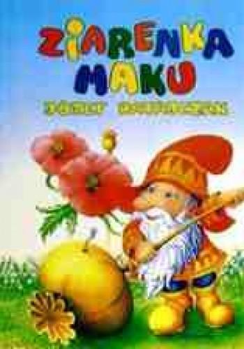 Okładka książki Ziarenka maku